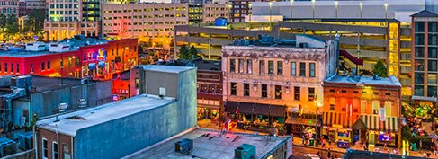 Now Leasing Memphis downtown corporate housing